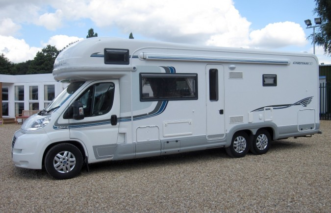 Is Owning A Motorhome An Alternative To Getting A Mortgage